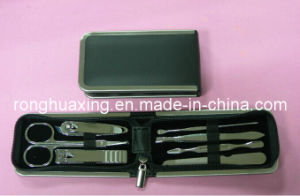RMS-833 7PCS Carbon Steel Nail Manicure Sets pictures & photos
