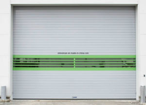 Rapid Roll up Door -28 / CE Certified pictures & photos