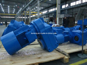 Parallel Shaft Helical Geared Motor, Parallel Shaft Helical Gear Box pictures & photos
