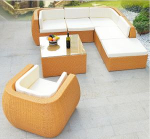 Wholesale Outdoor Furniture Cheap Rattan Sofa / Furniture S224 pictures & photos