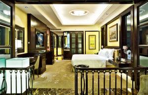 Luxury Star Hotel President Bedroom Furniture Sets/Standard King Single Room Furniture/Modern Classic Single Room Furniture (GL-111) pictures & photos