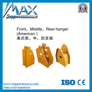 Front Hangers Middle Hangers Rear Hangers for Trailer Suspension Parts pictures & photos
