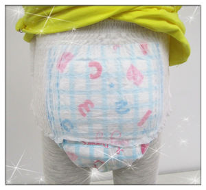 Hot Sale Breathable Pull Baby Diaper Training Pants pictures & photos