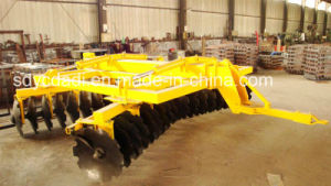 Wing Folded Heavy Duty Disc Harrow pictures & photos