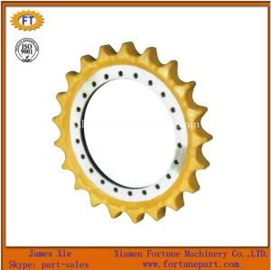 Kobelco Excavator Undercarriage Spare Parts Rim Sprocket pictures & photos