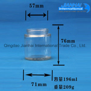 High Quality Glass Jar for Honey Wholesale pictures & photos