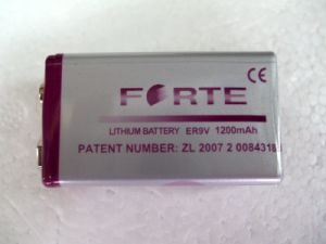 ER9V Primary Battery Decon Battery