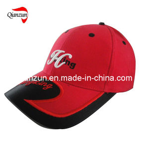 Splicing Blank Red Custom Baseball Caps pictures & photos