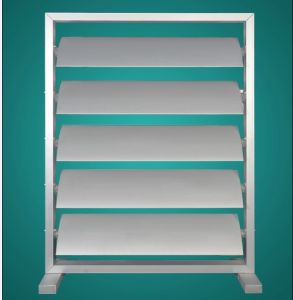 Aerofoil Sun Louvers/Window Curtains