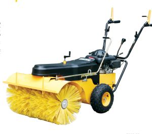 5.5HP Loncin Power Gasoline Sweeper (SSG5580C) pictures & photos