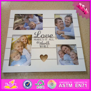 2016 Wholesale Wooden Picture Photo Frame, Custom Wooden Picture Photo Frame, Lovely Wooden Picture Photo Frame W09A052 pictures & photos