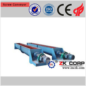 Screw Conveyor for Powder Material Transfer pictures & photos
