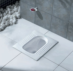 Ceramic Squatting Pan, Toilet Appliance Squatting Pan (N2218)