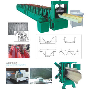 Arc Span Roof Tiles Machine pictures & photos