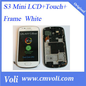 Original Screen Display for Galaxy S3 III Mini I8190 LCD pictures & photos