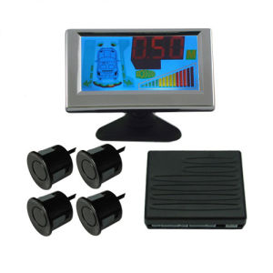 Colorful LCD Parking Sensor (Q-071)
