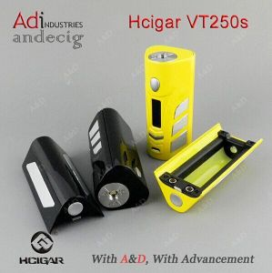 2017 Vape Box Mod Hcigar Vt250 Kit DNA250 Chip Hcigar Vt250s pictures & photos
