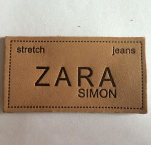 Wholesale Manufacturer Leather Label for Man and Woman Garment pictures & photos