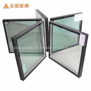 Low-E Tempered Insulating Glass for Building pictures & photos