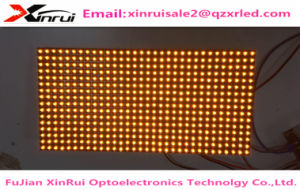 P10 Single Color Display Screen Enengy Saving LED Video Wall pictures & photos