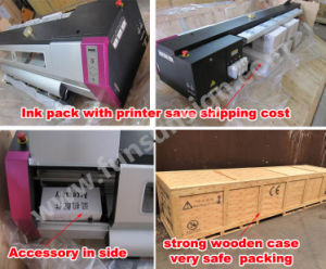High Resolution Best Galaxy Ud1612LC Digital Printer Equipped with Double Original Dx5 F186000 Print Head pictures & photos