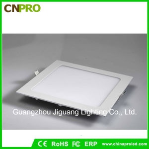 Square 18W Super Slim LED Panel Light for Commercial Home pictures & photos