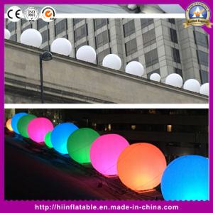 New! ! Best-Selling Vintage Party Decorations Lighting Inflatable Ball with Light for Sale pictures & photos