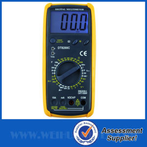 Digital Multimeter with Capatiance, Temperature and Frequency (DT8200G)