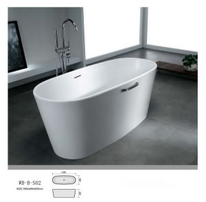 Artificial Stone Bathtub (WB-B-S02)