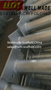 Galvanized Scaffolding Steel Props/ Adjustable Slab Formwork Props pictures & photos