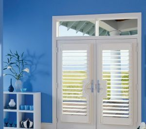 Topbright Wholesale Internal French Door with Blinds pictures & photos
