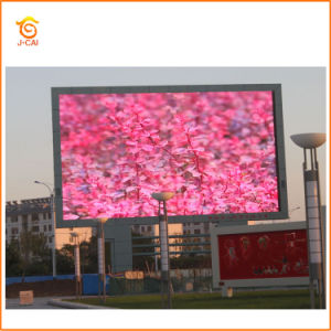 Long Life Span P10 Full Color Outdoor LED Display pictures & photos