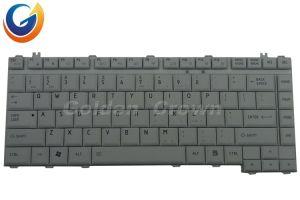 Laptop Keyboard for Toshiba Teclado Satellite A200 A205 M300 US Layout White