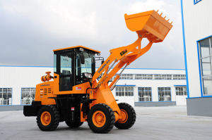 Hydraulic Loader, Mini Hydraulic Loader 1.8 Ton pictures & photos