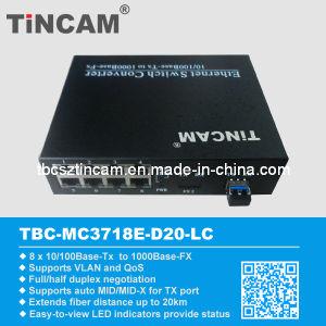 1000m Fiber Optic Simplex Media Converter