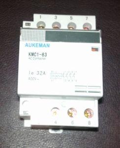 Modular Household AC Contactor (KMC1-63) pictures & photos