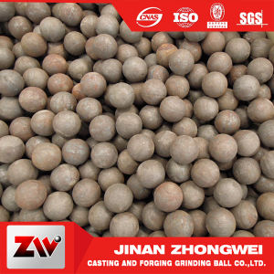 High Hardness Gold Mining B3 Hot Rolling Grinding Ball pictures & photos