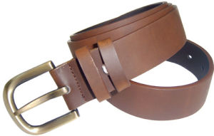 Classic Men′s Genuine Leather Belt (JYB-29157) pictures & photos