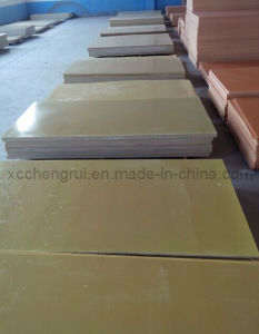 Epoxy Glass Cloth Insulation Laminate Sheet pictures & photos