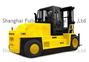 Diesel 20 Ton Forklift Trucks pictures & photos