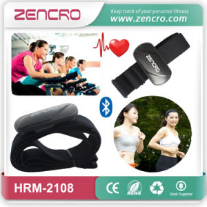 Real Time Heart Rate Display Bluetooth Heart Rate Chest Belt