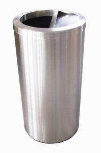 Stainless Steel Dustbin (TJ-DB-05)