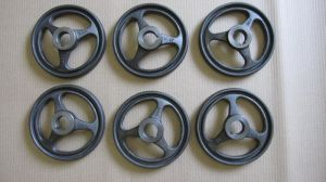 Handwheel Casting pictures & photos