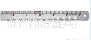 Steel Ruler (04)