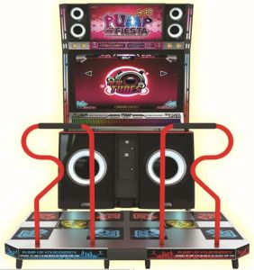 Dancing Amusement Coin Operated Game Machine New Dancers Fiesta pictures & photos