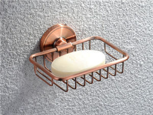 Amanda Series -- Soap Basket (AM-05B-AC)