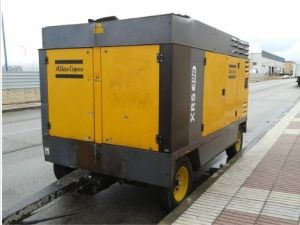 Atlas Copco Portable Screw Air Compressor (XRS396) pictures & photos