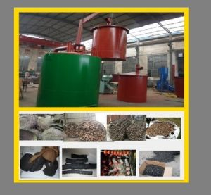 Sawdust Charcoal Making Machine pictures & photos