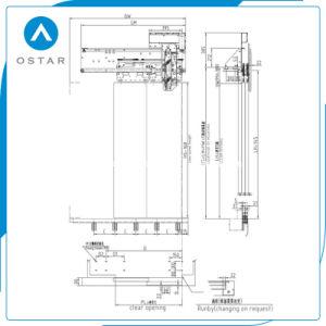 Elevator DC Door Operator, Selcom Type Door Operator (OS31-02) pictures & photos