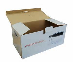 Corrugated Paper Box/Foldable Paper Box/Wine Box (CP4078)